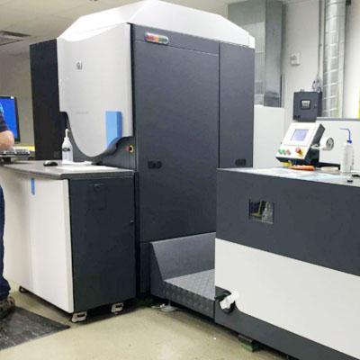 大型惠普数码打印机