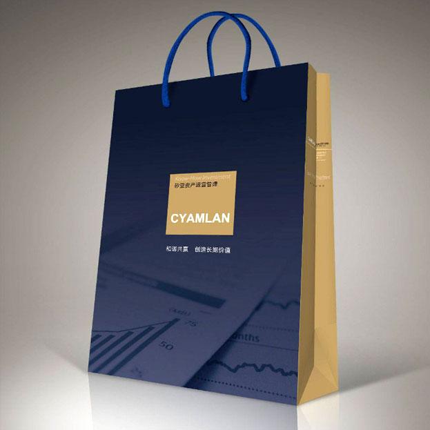CYAMLAN手提袋设计印刷
