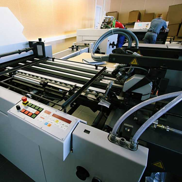 传统印刷中的四大印刷方式