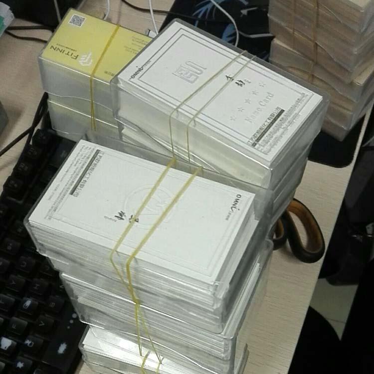 名片印刷在商务交往中的重要作用