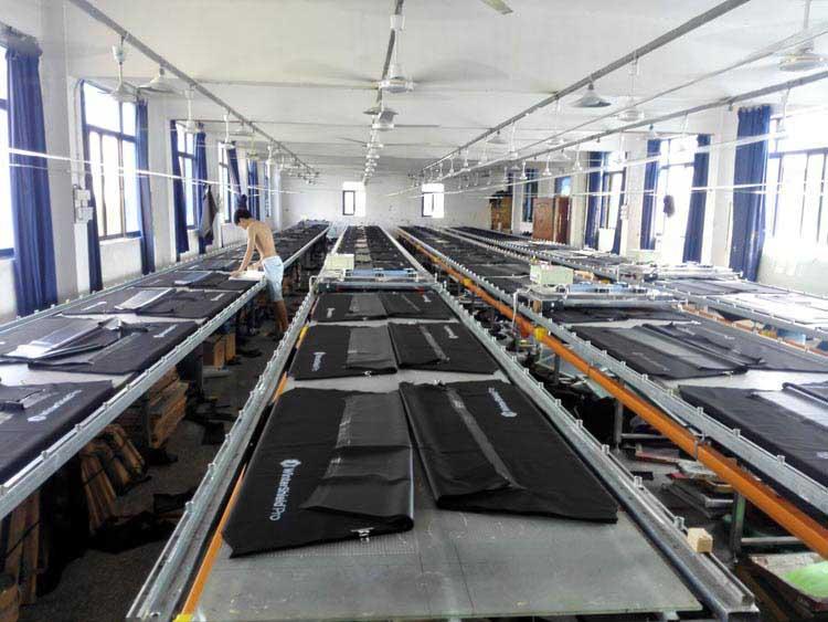 宁海县包装印刷行业协会消防演习举行